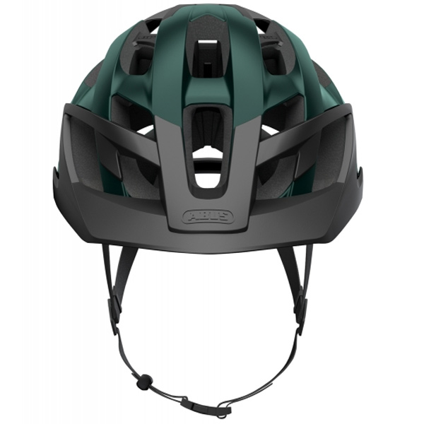 Abus Moventor Cycle Helmet Green