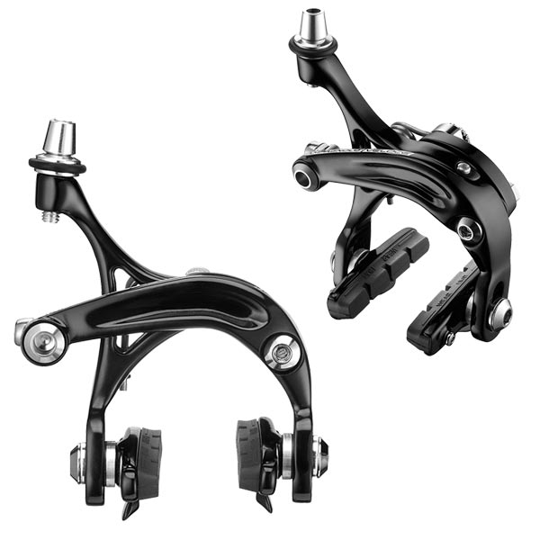 2015 Campagnolo Veloce Black Skeleton Calipers