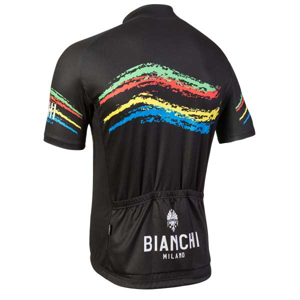 Bianchi Milano Misegna Short Sleeve Jersey R