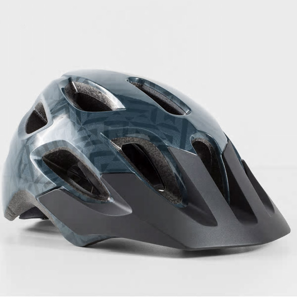 Bontrager Tyro Youth Helmet Battleship Blue