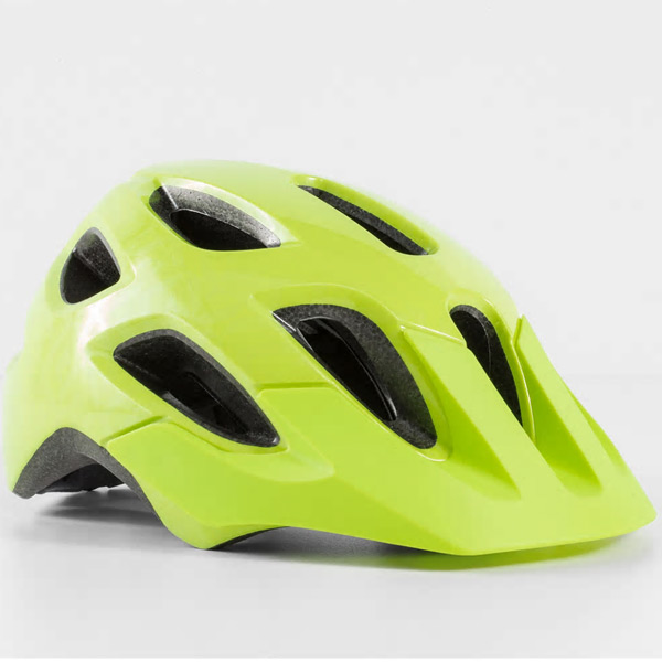 Bontrager Tyro Youth Helmet Radioactive Yellow