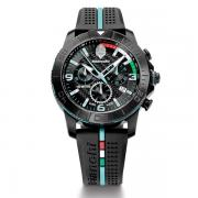 Bianchi Chronograph Watch Black