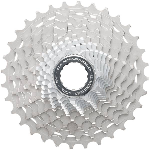 Campagnolo 12 Speed Super Record Cassette