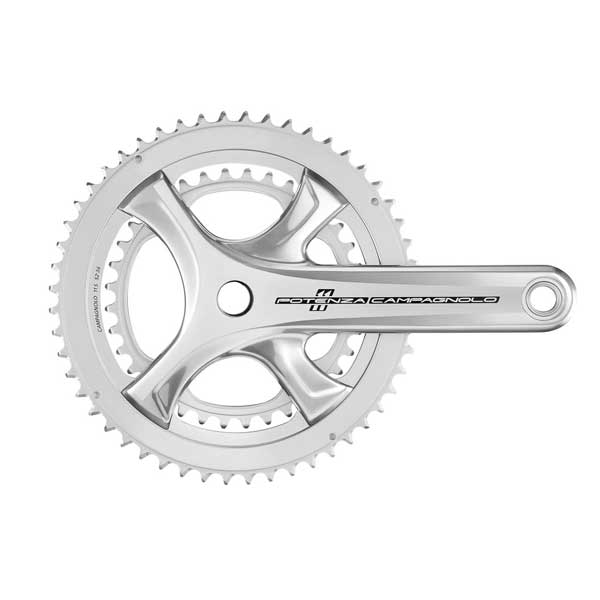 Campagnolo Potenza PowerTorque 11 Speed Chainset Silver
