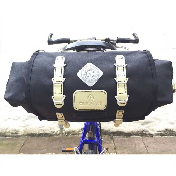Carradice Barley Saddlebag BLACK BIKE