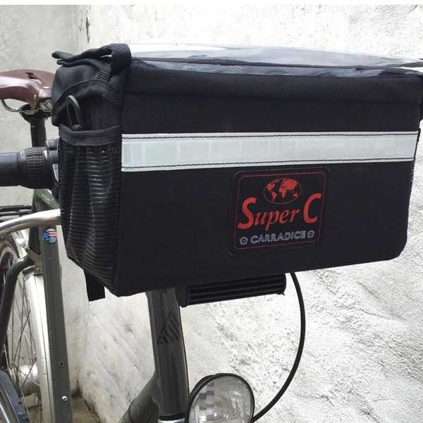 Carradice Super C Bar Bag bike