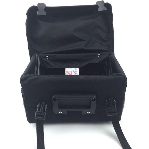 Carradice Super C Bar Bag open