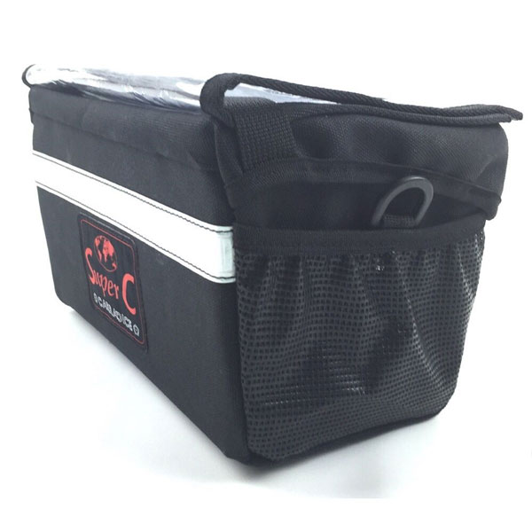 Carradice Super C Bar Bag side
