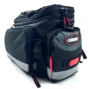 Carradice Carradura Rack Bag - Expanding with drop down panniers