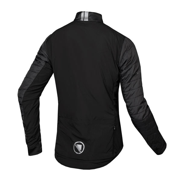 Endura Pro SL PrimaLoft Jacket II Black Back