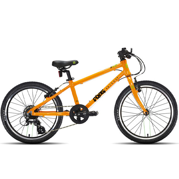 Frog 52 Kids 20 Wheel Orange