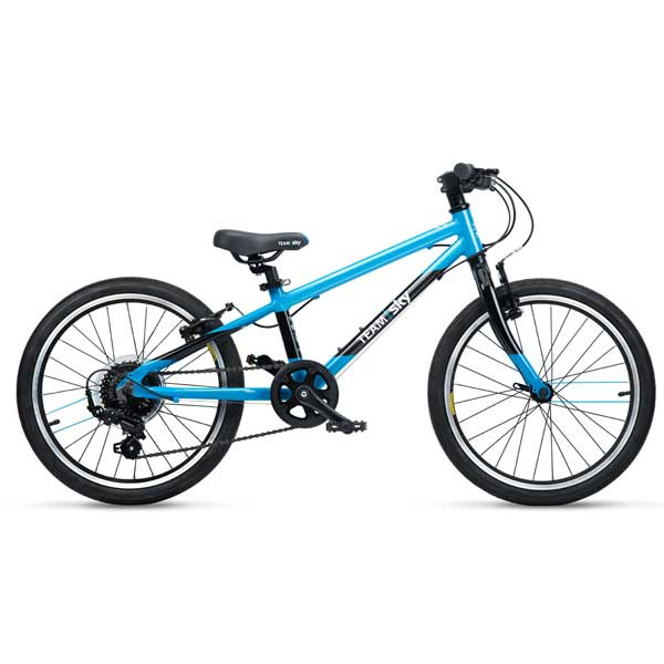 Frog 52 Kids 20 Wheel Team Sky Blue