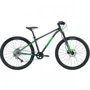 Frog 69 MTB 26 Wheel Metallic Grey,Neon Green