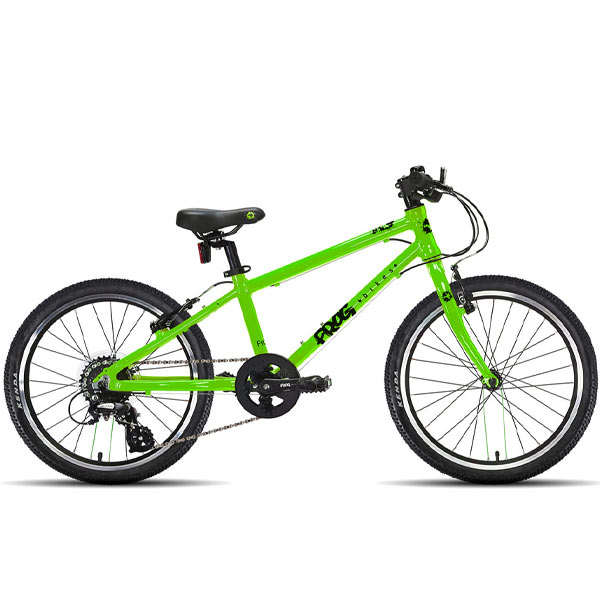 Frog Bikes 52 Kids Bikes 20 Wheel Green