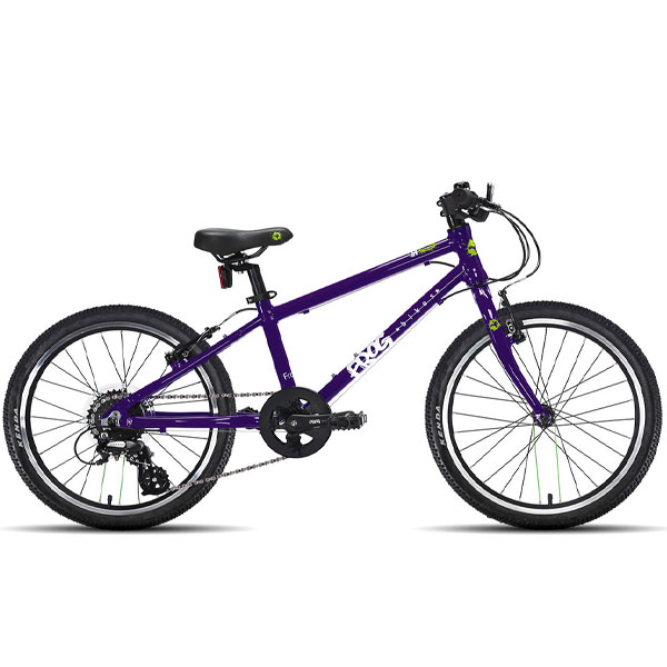 Frog Bikes 52 Kids Bikes 20 Wheel Purple