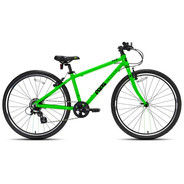 "Frog Bikes 69 Kids Bikes 26"" Wheel Green"