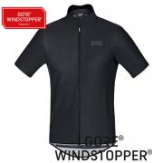 Gore Power Windstopper SO Jersey Black
