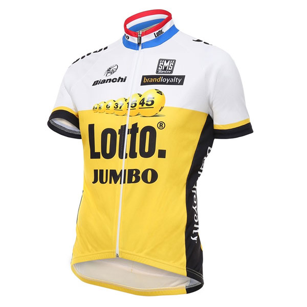 Lotto Jumbo Team SS Jersey 2016 1