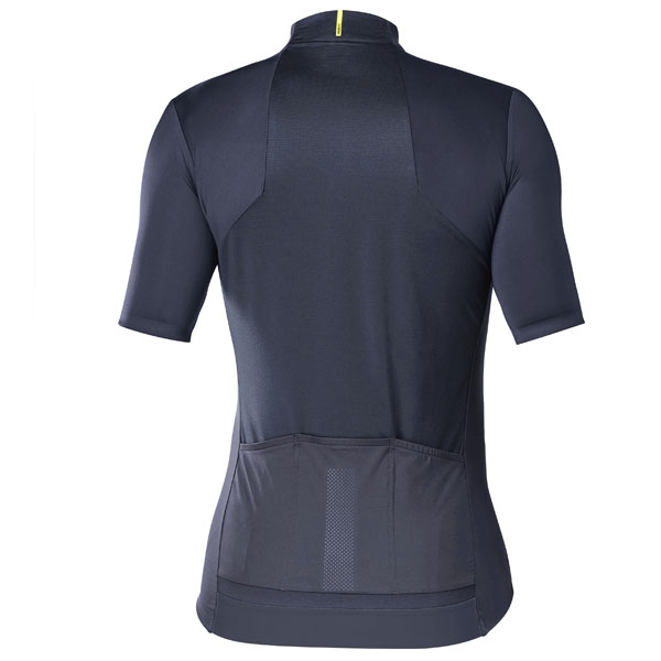 Mavic Essential S/S Jersey Eclipse Blue Back
