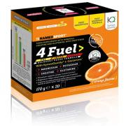 NamedSport 4 Fuel Hypotonic sports drink 20x 170g