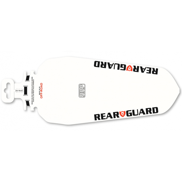 RRP Rear Guard Off Road White