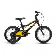 "Ridgeback MX14 14"" Wheel Kids Bike Black"