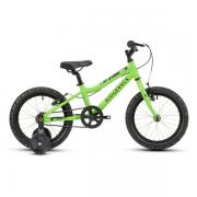 "Ridgeback MX16 16"" Wheel Kids Bike Green"