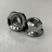 Weldite Track Nuts - 10mm One Pair