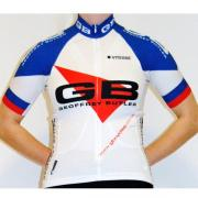 Team gbcycles Ladies Short Sleeve Jersey front