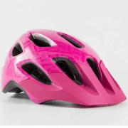 Bontrager Tyro Youth Helmet Flamingo Pink