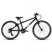 "Frog Bikes 62 Kids Bikes 24"" Wheel Black"