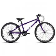 "Frog Bikes 62 Kids Bikes 24"" Wheel Purple"