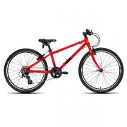 "Frog Bikes 62 Kids Bikes 24"" Wheel Red"