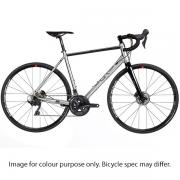 Orro Terra Gravel 7000 R900 Road Bike Silver