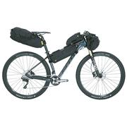 "<span style=""font-size: small;"">Bikepacking is essentially backpacking by bike, or otherwise known as offroad touring. It lets you cover more miles than hiking but you can access dirt roads and trails that are inaccessible to other vehicles.</span>"