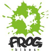 Frog bikes are designed with the child in mind. <br /><br />Every detail of the Frog bike is designed to instil confidence from day 1. Lightweight bikes mean riders can balance, pedal, and stop with more control. Plus easy reach brake levers make controlling speed a breeze.<br /><br />Lightweight, brightly coloured and perfectly designed for comfort and pedalling efficiency, children go further and faster on a Frog. With a smaller q-factor (the lateral width between the feet when pedalling) to be both comfortable and efficient.<br /><br />