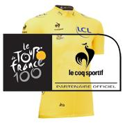 Official gear celebrating the Tour De France.