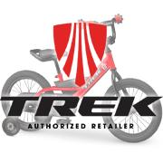Trek builds their kids' bikes to ride better, last longer and carry kids safely to more adventures, whether they're just getting started on two wheels or are ready to hit the race circuit. Loaded with super-smart features, like Trek's exclusive Dialed Fit system that allows the bike to grow along with its young rider.
