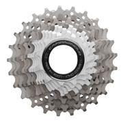 <p>Campagnolo; 8, 9, 10, 11 campagnolo speed cassettes.</p>