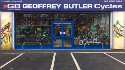 Geoffrey Butler Cycles Find Us