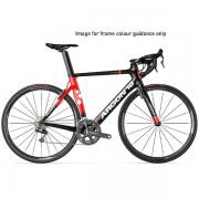 Argon 18 2017 Nitrogen 6870 Di2 RQ Bike Black/Red Gloss