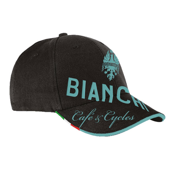 Bianchi Cafe & Cycles Baseball Cap