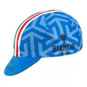 Bianchi Milano I-Ride Neon Cotton Cap Blue Ice