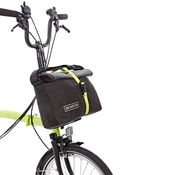 Brompton Roll Top Bag Incl Cover Frame