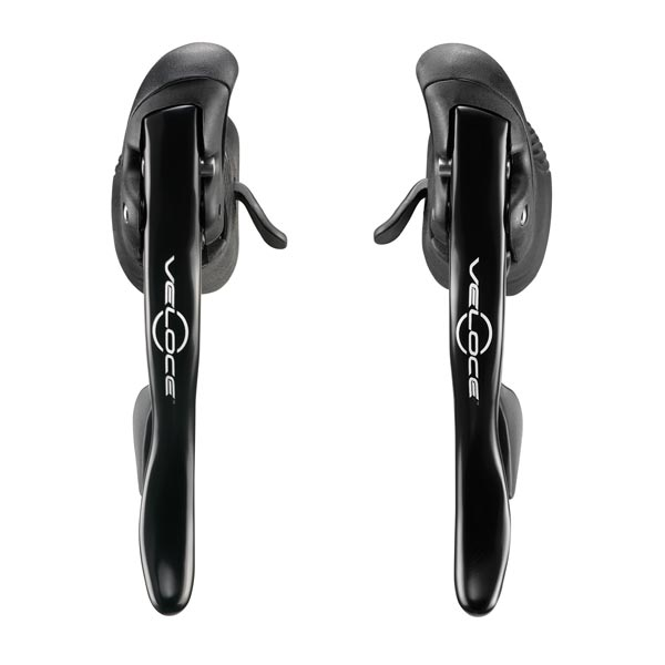 2015 Campagnolo Veloce Black Powershift 10s Ergopower Levers
