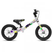 "Frog Bikes Tadpole 12"" Wheel Balance Bike Spotty"