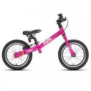 "Frog Bikes Tadpole Plus 14"" Wheel Balance Bike Pink"