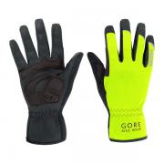 Gore Universal Windstopper Gloves Neon Yellow