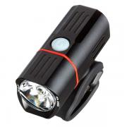 Guee-sol300-CNC-CREE-LED-Front-Light-Black