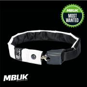 Hiplok LITE Wearable Chain Lock Hi-Vizibility